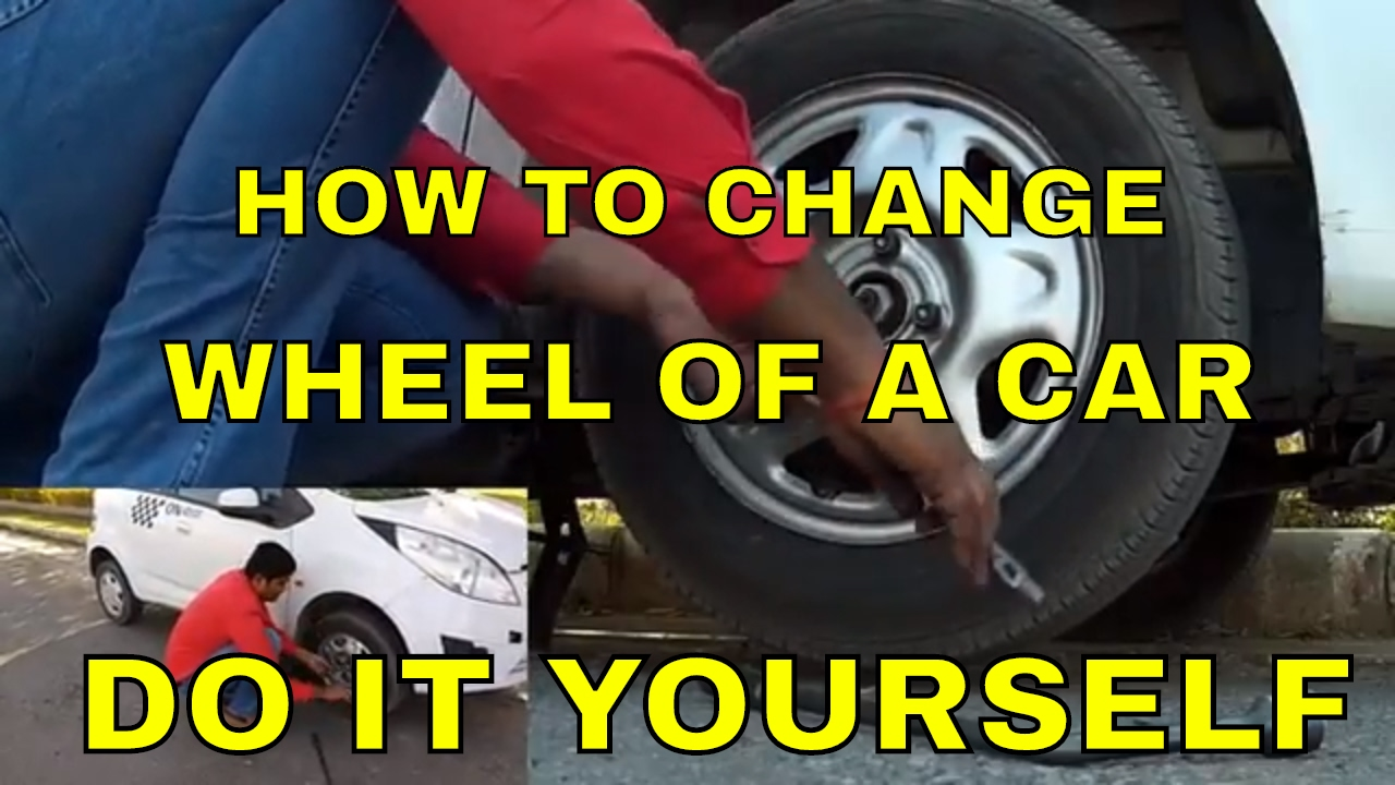 How to change the wheel of a car do it yourself desi driving how to change the wheel of a car do it yourself desi driving school solutioingenieria Gallery