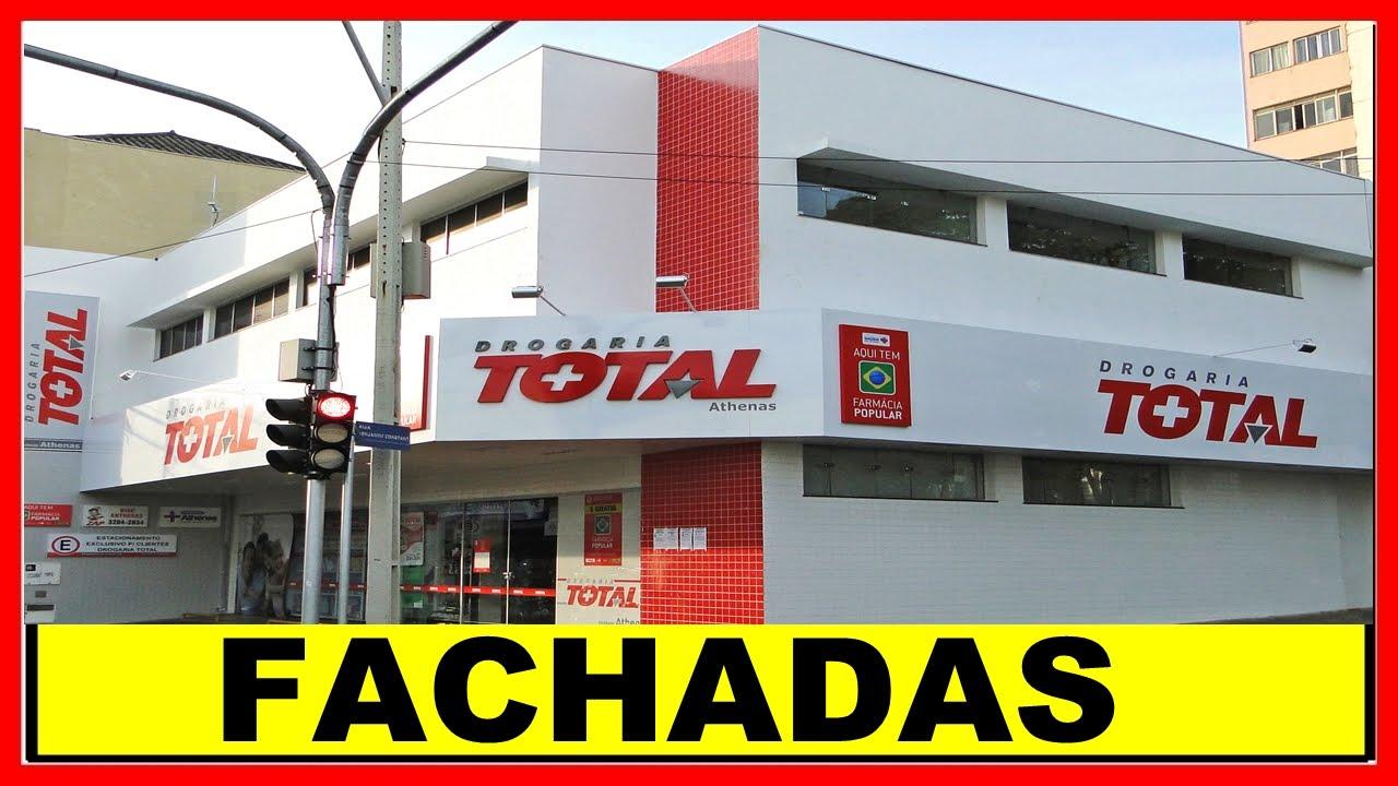 Fachada de lojas e empresas marccas jaboticabal youtube - Imagenes de fachadas de empresas ...