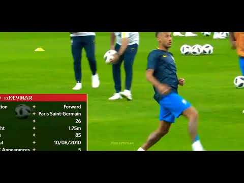 Neymar Jr Vs Switzerland HD (17/06/2018)by Comps
