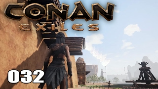 CONAN EXILES [032] [Die Treppe des grauens] [Multiplayer] [Deutsch German] thumbnail