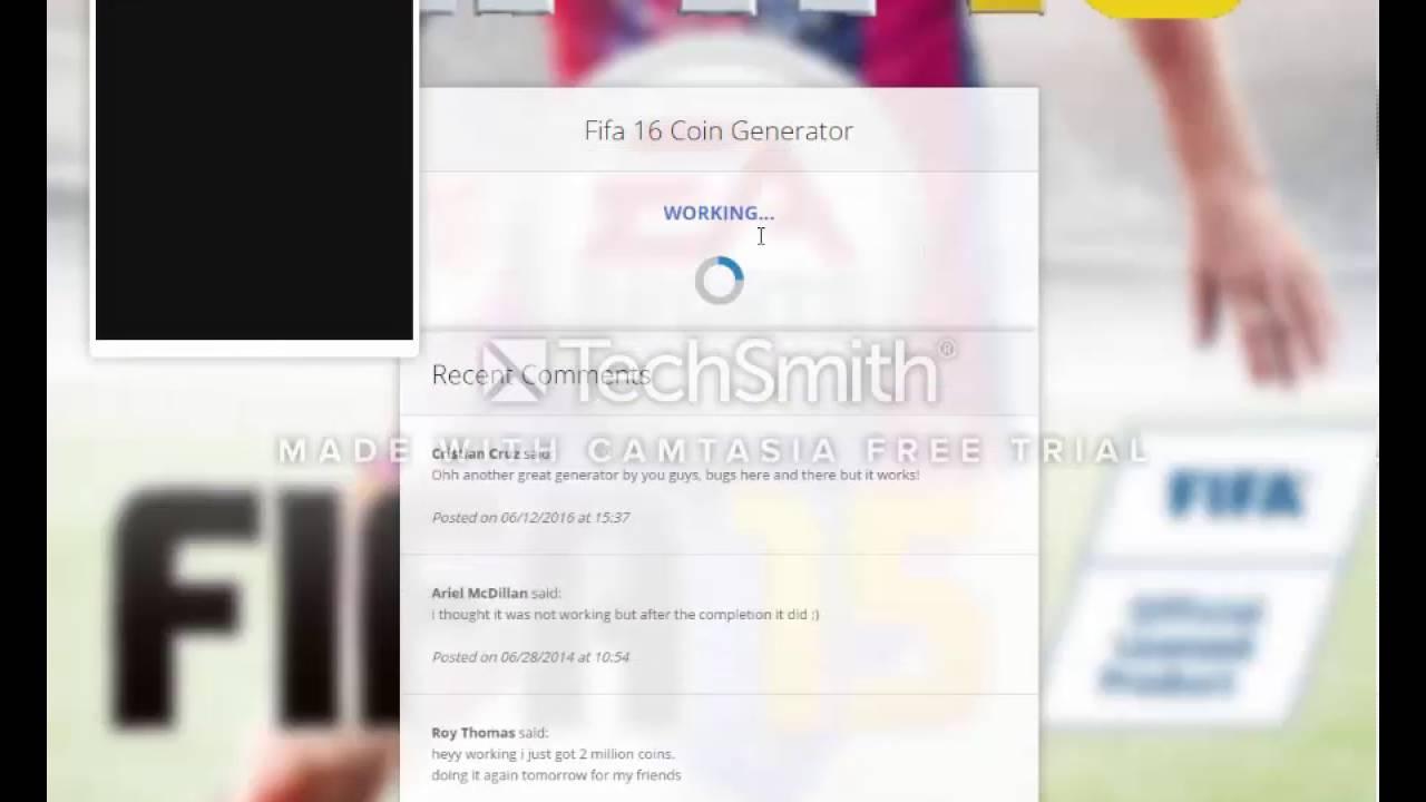 fifa 18 serial key generator online