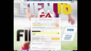 HOW TO GET FIFA 16 Coins WORKING Generator 2016