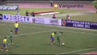 Ecuador 2 - Bolivia 0. Campeonato Sudamericano Femenino Sub-20.