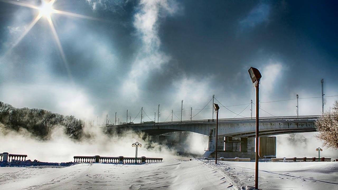 чему фото зима усть каменогорск новым годом