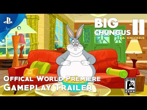 Download Big Chungus 2 Knuckles Official World Premiere Gameplay