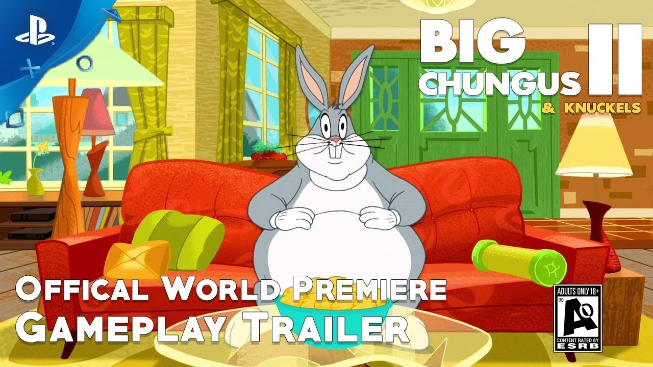 Big Chungus 2 Knuckles Official World Premiere Gameplay Trailer
