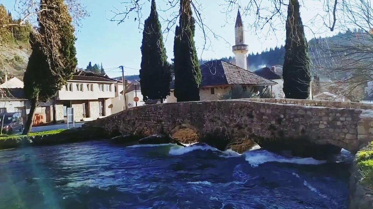 The Inat Cuprija bridge & Hajji Alija Hadzisalihovic Mosque, Stolac, Bosnia and Herzegovina - YouTube