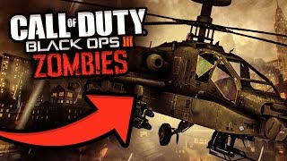 GET TO THE CHOPPER! - BLACK OPS 3 CUSTOM ZOMBIES