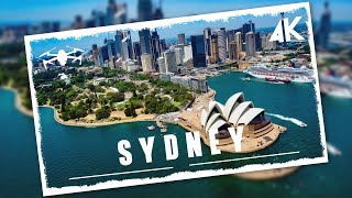 Discover Sydney by drone | Cinematic aerial video in 4K