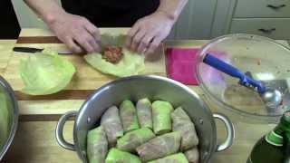 How To Make Cabbage Rolls (gołąbki)