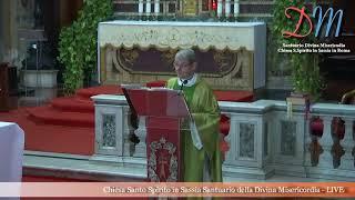 10 Novembre 2019 XXXII Domenica Tempo Ordinario Anno C Santa Messa ore 1100 OMELIA