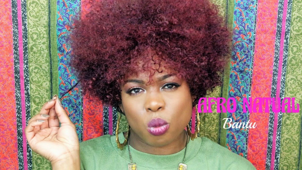 Zury's Sis|Afro Natural Bantu Wig