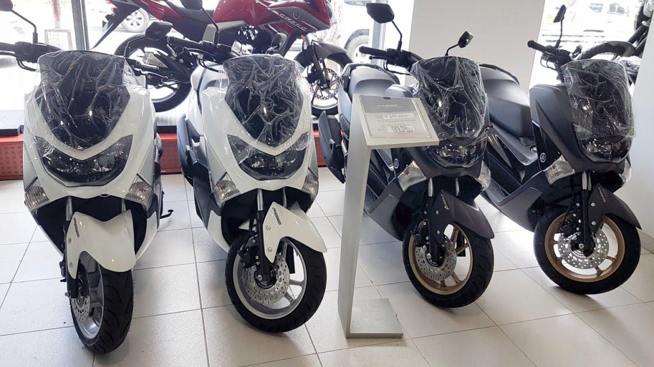 2020 Yamaha Nmax 155 Abs Ficha Tecnica Precio Specs