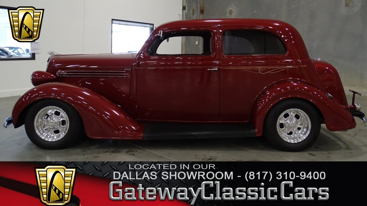 1936 Plymouth P2 #342-DFW Gateway Classic Cars of Dallas - YouTube