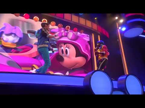 The Full Disney Junior Dance Party Show at Disney's Hollywood Studios