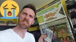 TAKIEGO MULTIPACKA TYLKO JA MOGŁEM TRAFIĆ!!! ROAD TO EURO 2020 PANINI