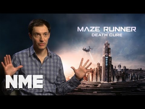 Maze Runner: The Death Cure': director Wes Ball talks finishing the trilogy