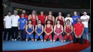 Iran wins Sept 2014 Greco-Roman Wrestling World Championships. - « ایران قهرمان کشتی فرنگی جهان شد »