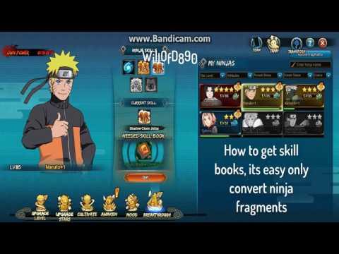 Naruto Online: New Update