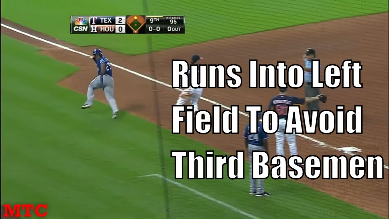 MLB Having Fun On the Bases Compilation