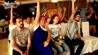 видео Оригинальная идея для свадебной прогулки: квест для гостей