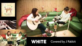 J Rabbit / 제이레빗 - White (cover)