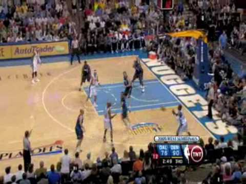 Denver Nuggets vs Dallas Mavericks - Game 5 (Highlights)
