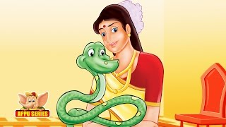 Panchatantra Tales in English - The Boy Who Was a Snake