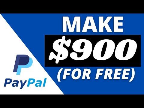 Make Easy $900 in PayPal Money Again & Again! (Make Money Online)