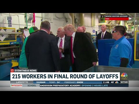 Layoffs affect 215 Carrier workers