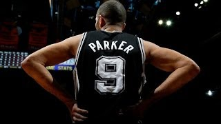Tony Parker - In the Blink of an Eye