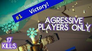 Aggressive players only. 17 kill win 🔥 - ROBLOX