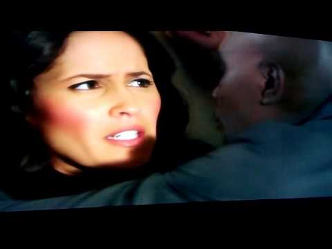 Rosewood 1x17 Rosie and Villa reenact Maria's Murder(No Copyright InFringement Intended)