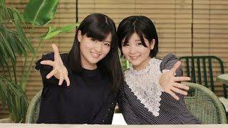 MCはモーニング娘。'15の鈴木香音と、アンジュルムの田村芽実! Juice=...