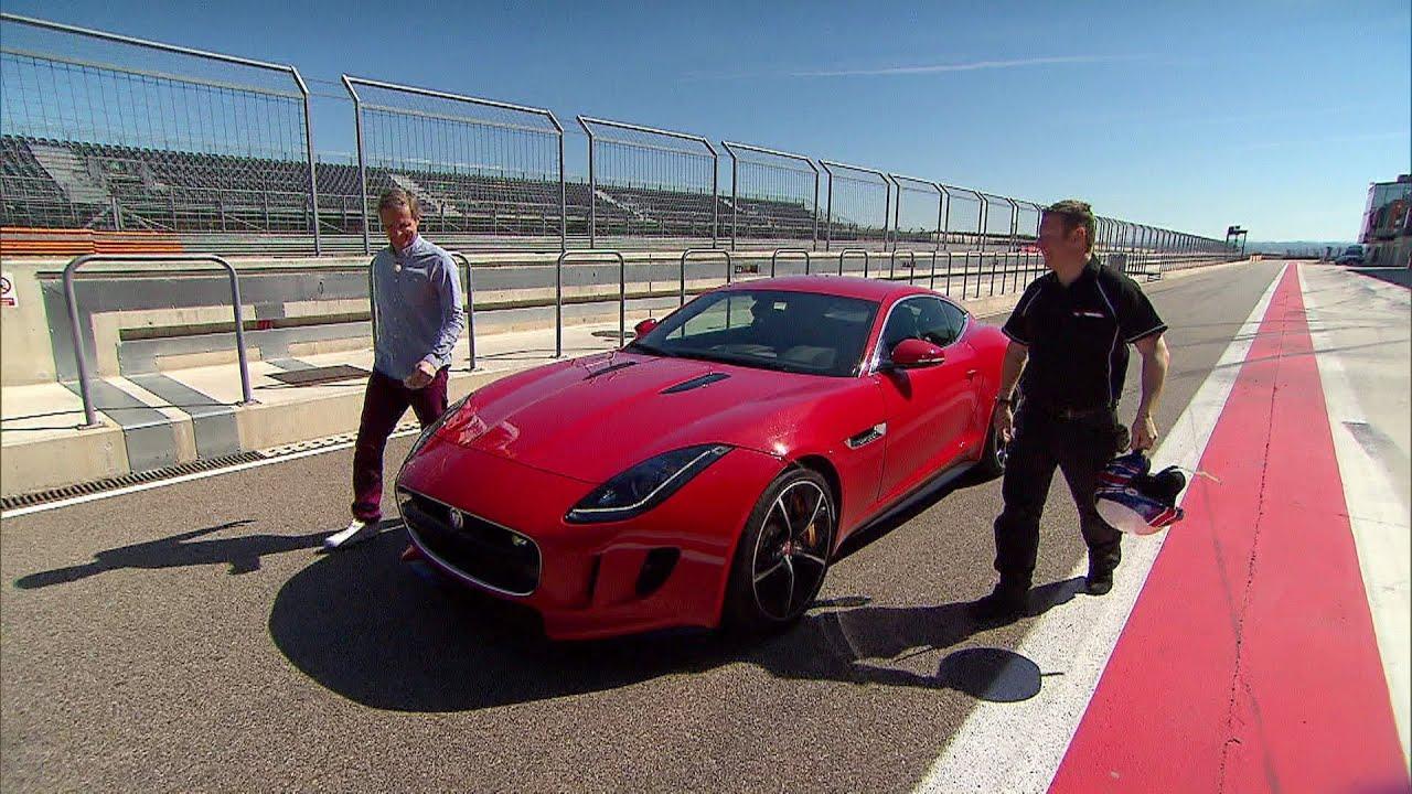 Jaguar F-Type R Coupé - GRIP - Folge 270 - RTL2