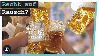 Alkohol legal, Cannabis illegal - Warum?