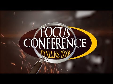 Focus Conference Dallas 2018 Commercial