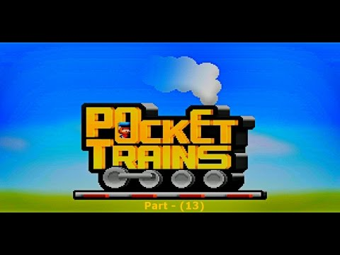 Pocket Trains - (13) Getting Bux And Coins