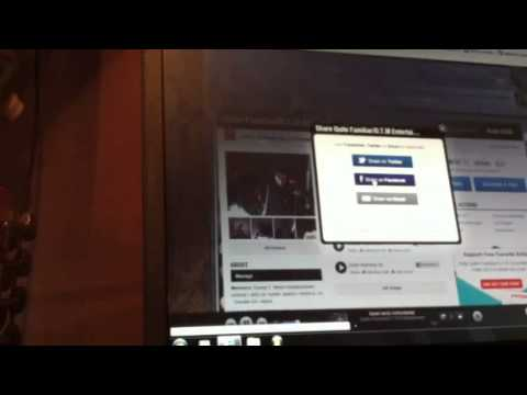 How to upload songs or music to your reverbnation music page