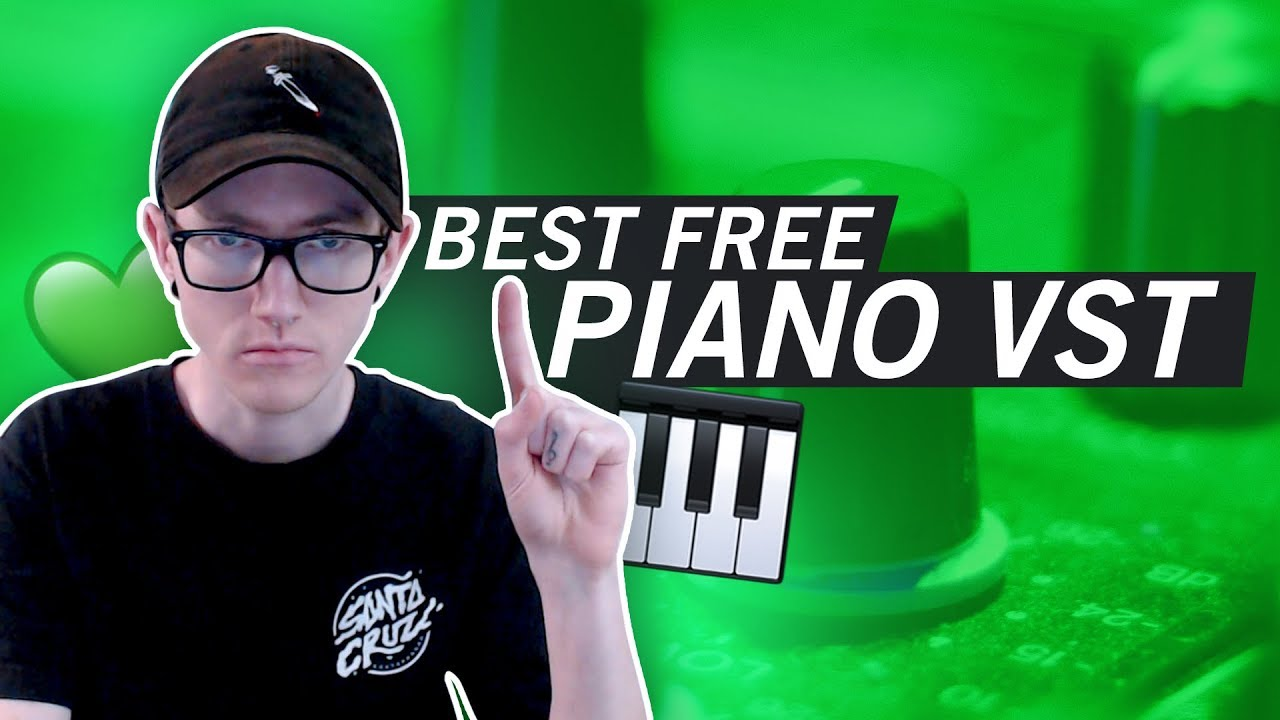 MAKING A BEAT WITH THE BEST FREE PIANO VST