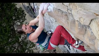 Steep South | Filling the Void | Denny Cove Climbing | Chattanooga, TN