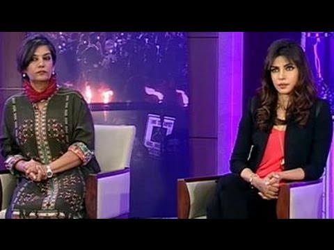 Priyanka Chopra, Shabana Azmi on misogyny in cinema show