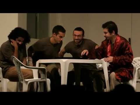 One Flew Over The Cuckoo's Nest Play | Saudi Arabia | Part 1