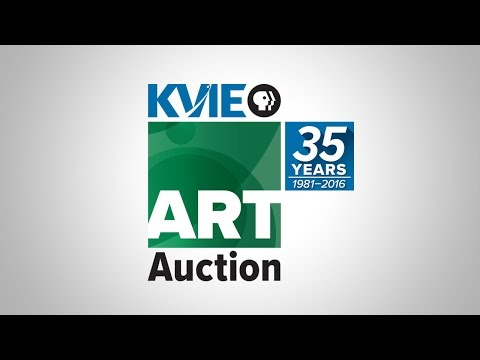 KVIE Art Auction 2016 Sunday Pt 2