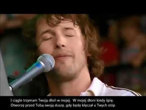 James Blunt - Goodbye My Lover live (tłumaczenie, napisy PL)