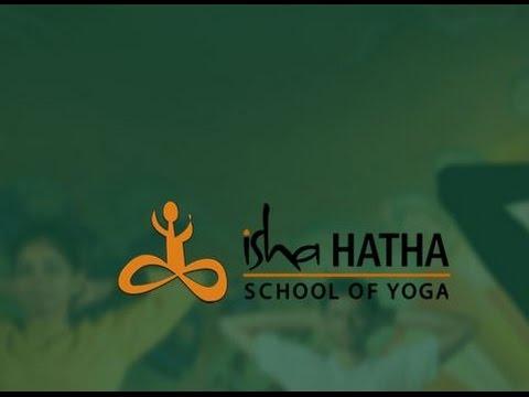Isha Foundation Conducts Yoga Session at Press Club in Hyderabad