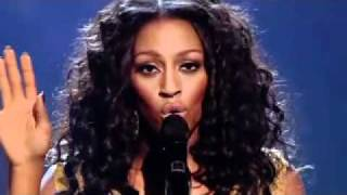?X Factor 2008 FINAL: Alexandra Burke - Hallelujah: FULL HD??