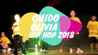 GUIDO Y OLI HIP HOP 2018