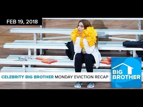 Celebrity Big Brother   Monday Eviction Recap Podcast