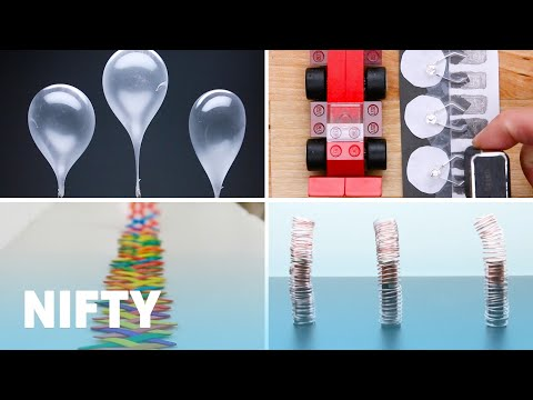5 Amazing Indoor Science Projects
